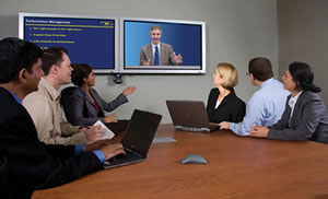 Live and interactive videoconference classes across North America