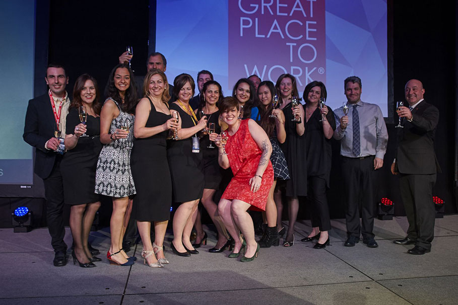 2017 Great Place to Work Gala