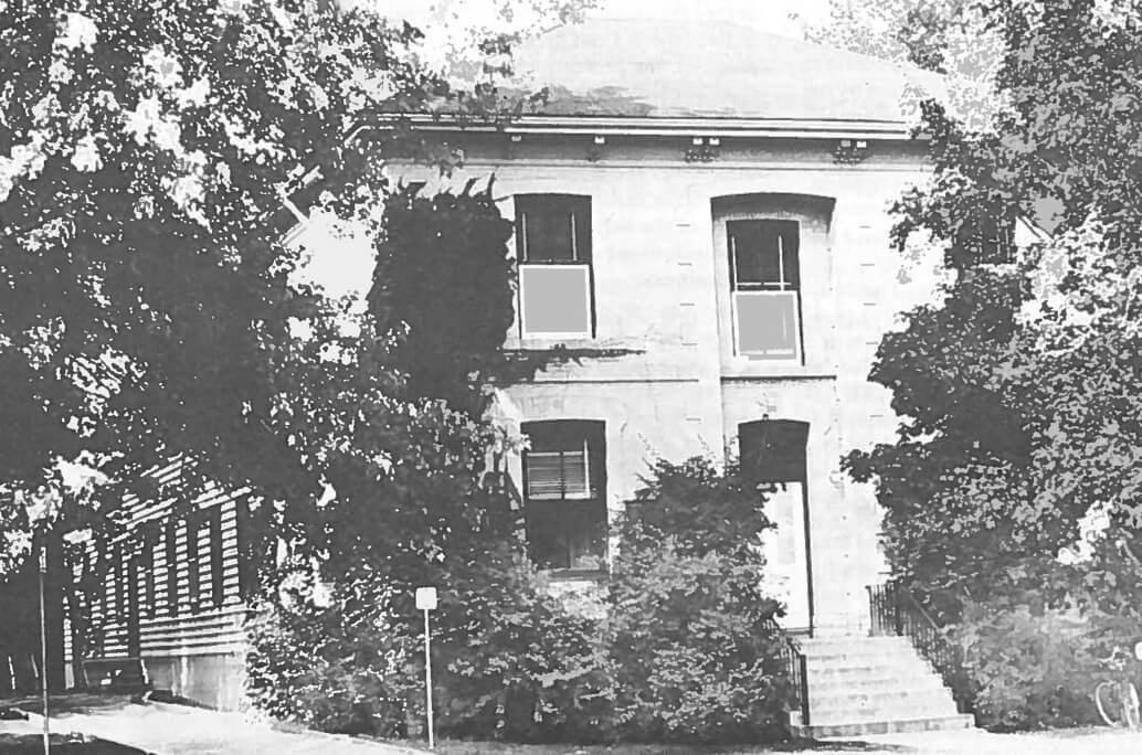 Commerce's first home: 75 Union Street