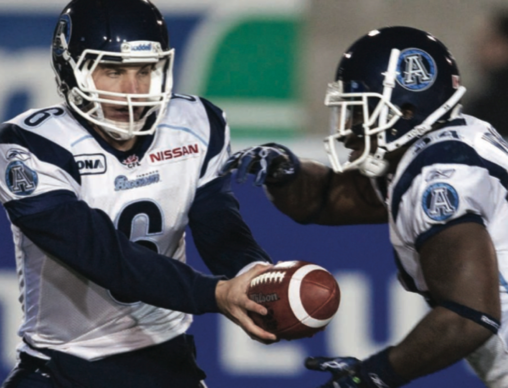 From accounting to the CFL
