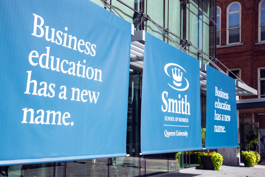 Smith School of Business Announcement